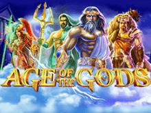 Игровой автомат Age Of The Gods