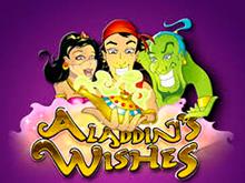 Игровой автомат Aladdins Wishes